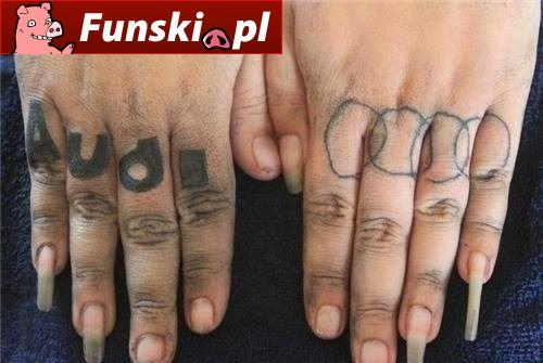 Co Gorsze Tatuaż Czy Paznokcie Funski